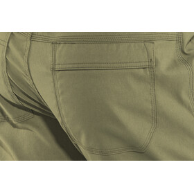 "Prana Stretch Zion Pants Men 32"" Inseam Cargo Green"